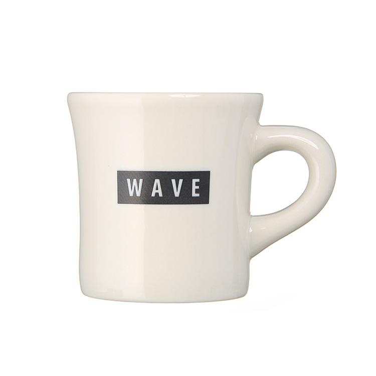 WTW MUG WAVE WH