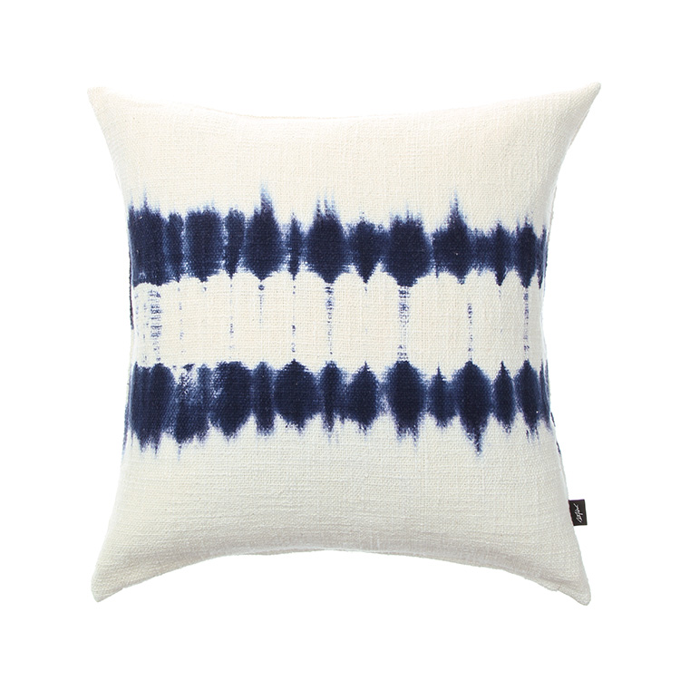 TIE DYE CUSHION COVER WAVE NV
