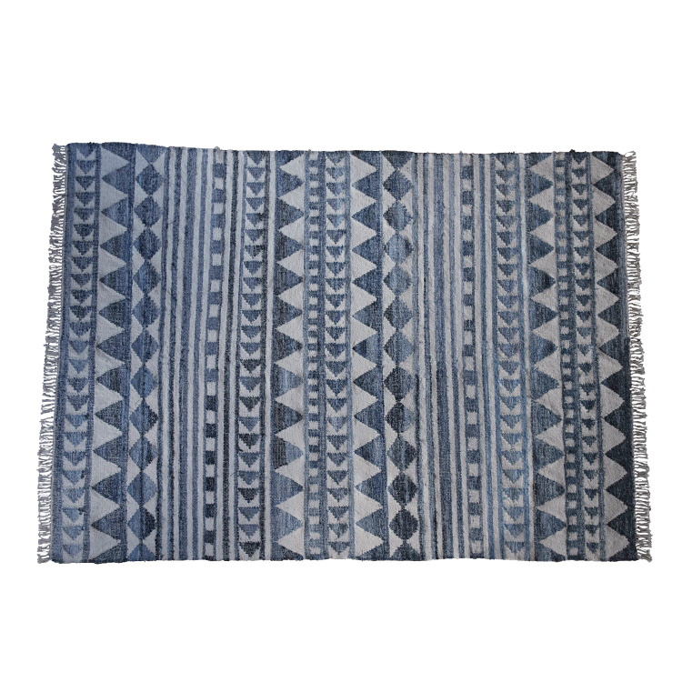 TRIBAL DENIM RUG 160X230