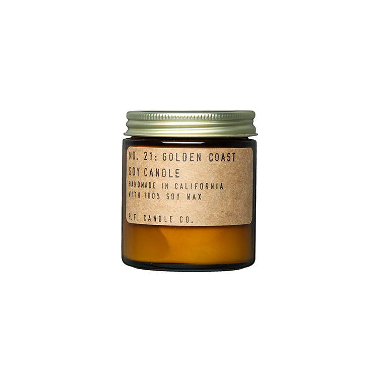 P.F.CANDLE SOYWAX S GOLDENCOAST