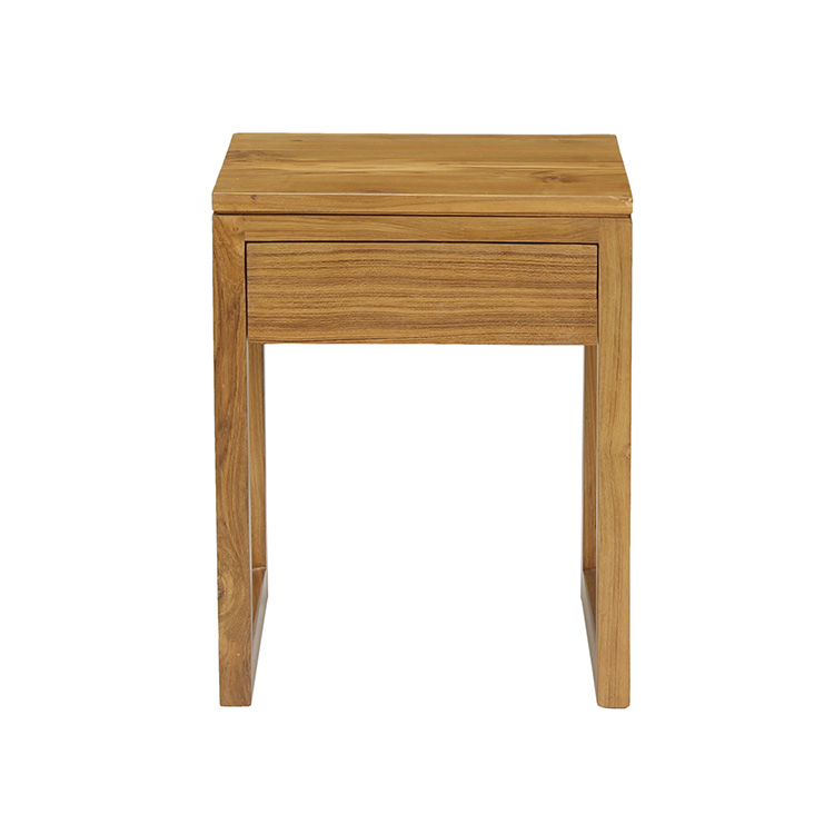 WTW TEAK SIDE TABLE