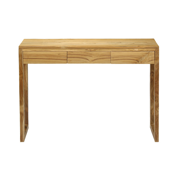 WTW TEAK CONSOLE TABLE